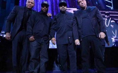 NWA ingresa al Rock Hall of Fame